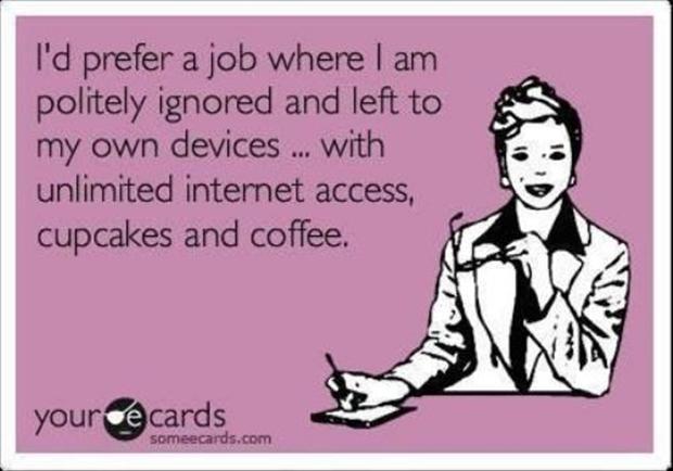 my-dream-job-funny-quotes